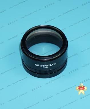 OLYMPUS 110ALK0.4X WD180-250 体视显微镜辅助物镜 焦距可调