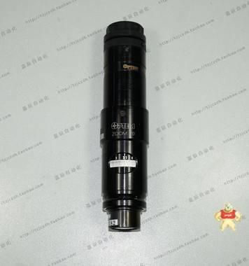 二手OPTEM 1.0X摄影目镜+1-7X变倍主体 工业显微镜 工业镜头配件