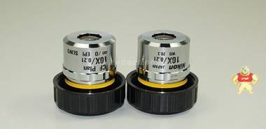 Nikon CF Plan SLWD 超长工作距离物镜 100/50/20/10/2.5倍 95新