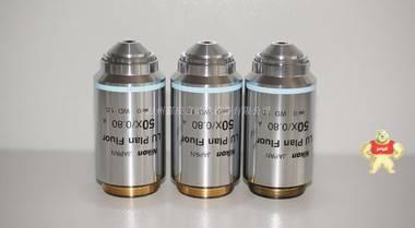Nikon LU Plan Fluor 50x/0.80 EPI 金相物镜 议价