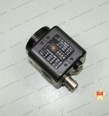 二手TAKEX NCC320A 低照度彩色工业相机 显微镜电子目镜 1/2 NTSC