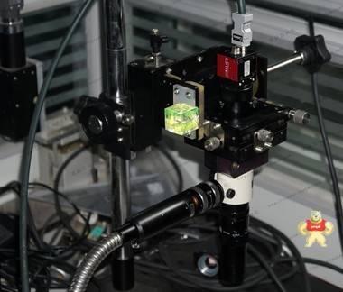 日本清和光学 0745连续变倍镜头 单筒数码显微镜 带XY手动调整台
