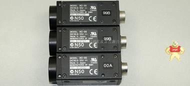 "Sony/索尼 XC-55 1/3""CCD逐行扫描黑白工业相机"