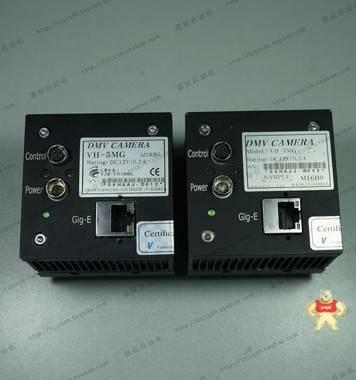 二手vieworks VH-5MG 500万像素CCD工业相机 GigE 2/3 C口