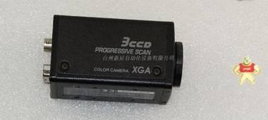 TOSHIBA IK-TF7 3CCD彩色工业相机 逐行扫描 C口 95新以上 议价