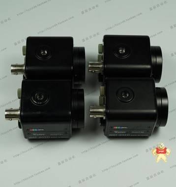 WATEC WAT-202D 彩色CCD工业相机 显微镜电子目镜 1/3英寸 NTSC
