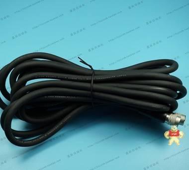 原装HIRAKAWA-FP 12芯工业相机连接线 HRS卡口 公母头 带屏蔽 6米