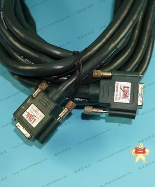 美国Northwire NACL12MM-10M 两边大头Camera link工业相机连接线