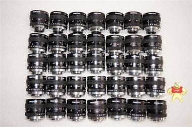 PENTAX B2518 TV LENS 25mm 1:1.8  1英寸定焦工业镜头 9成新以上