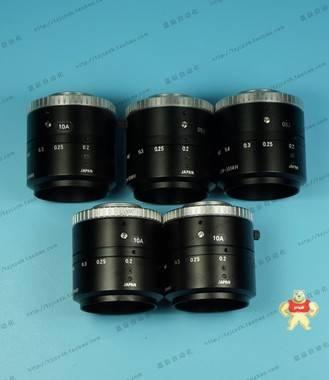 VST SV-3514H 35mm 1:1.4 工业定焦镜头 2/3英寸 高分辨率