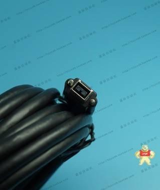 原装AVT 1394B 数据线 5米 9成新