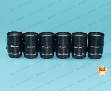 """KOWA LM50JC 2/3"""" 工业定焦镜头 F=50MM/F2  8成新 特价"""