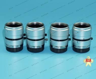 U-TRON FV3020 2/3百万像素低畸变CCTV定焦工业镜头30mm 1:2.0