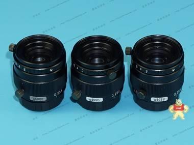 VST VS-LD25N 0.05X-0.25X 百万像素 低失真 微距镜头 瑕疵品处理
