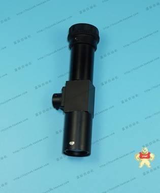 0.8倍 同轴光远心镜头 工业镜头 WD:168mm