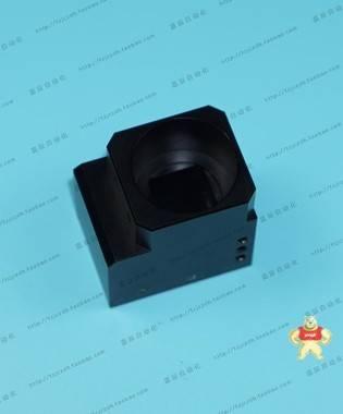 工业远心镜头棱镜 180度转角