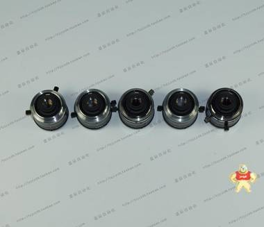 U-TRON FV0420 4mm 1:2.0 百万像素低畸变CCTV定焦镜头 1/2