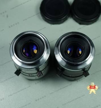 U-TRON FV2520 百万像素低畸变CCTV镜头 2/3英寸 25mm 1:2.0