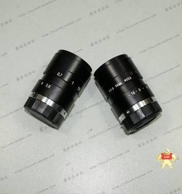 二手tamron 50mm 1:2.8 50mm定焦工业镜头 2/3 C口