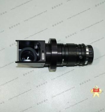 二手进口TV LENS 50mm 1:1.8 2/3 定焦镜头 加 90度转角棱镜