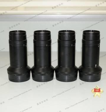 二手 U-TRON LS10F 高分辨率线扫描用固定倍率微距镜头 F口1X123