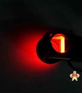 [二手]韩国产 LBG-25R-RLR-60-35 蓝红双色LED环形同轴组合光源