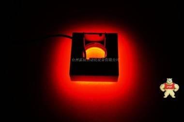 原装欧姆龙 红色LED方形光源 DC12V 机器视觉检测光源