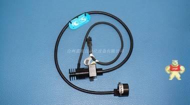 CCS HLV-24SW-NR-3W白色点射灯加HFR-25-30环形光纤 视觉检测光源