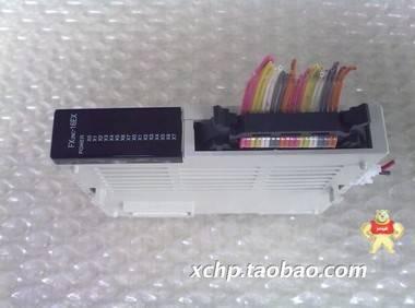 三菱 FX2NC-16EX 9成新 原装进口