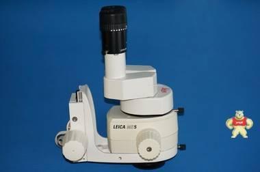 LEICA MS5 定焦变倍 立体 体视显微镜 带原装40X/6B目镜 成色好