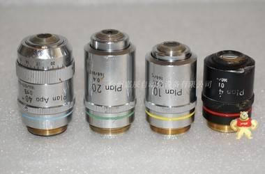 Nikon Plan APO 40倍 Plan 20倍 10倍 4倍物镜 160光学系统 一组