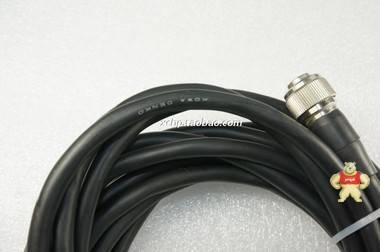 SHARP IV-S30KC3 IV-S30KC5 12PIN双公头 视觉系统工业相机连接线