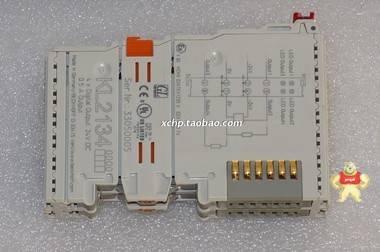 BECKHOFF KL2134  4 通道数字量输出端子模块 24VDC 外观超新