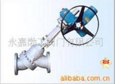 厂家直销料浆阀(图) y型料浆阀质量优质低价批发