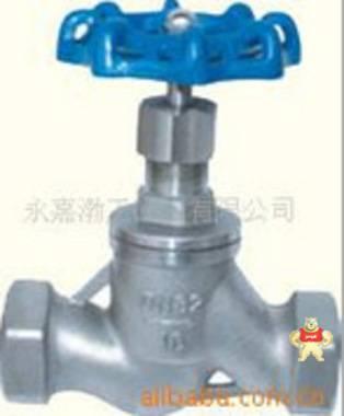 厂家直销J11W不锈钢丝口截止阀质量优质低价批发