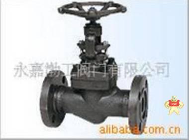 质量优质J41Y锻钢法兰截止阀(图)厂家直销低价