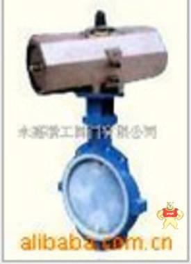 厂家直销DD71Fs衬氟塑料蝶阀(图)质量优质低价批发