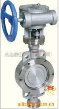 厂家专业生产对夹式蜗轮硬密封蝶阀(图)质量优质低价批发 D373H
