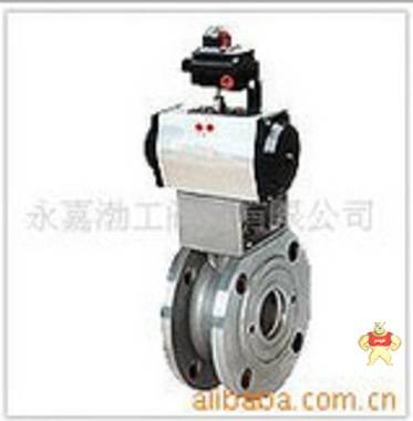 厂家专业生产Q671F气动对夹球阀质量优质低价批发