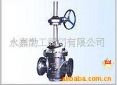 厂家直销Z43WY锥齿轮传动无导流孔平板闸阀(图)质量优质