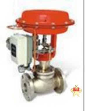 厂家直销ZXP气动薄膜单座调节阀(图)质量优质