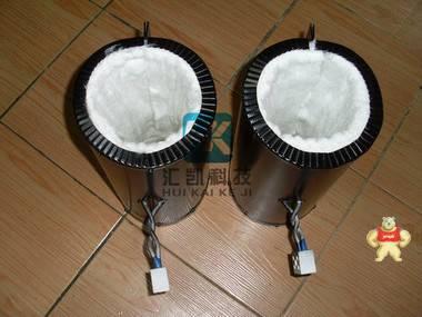各种电磁加热线圈定做 滚筒弧形电磁加热圈