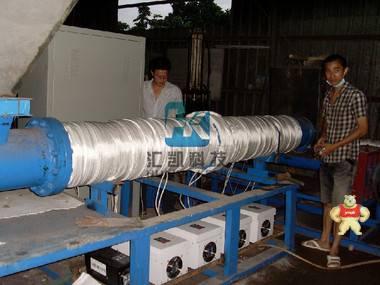 塑料造粒机专用加热器30KW-50KW
