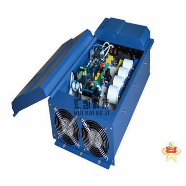河北塑料造粒机50kw电磁加热设备工业加热节能控制器