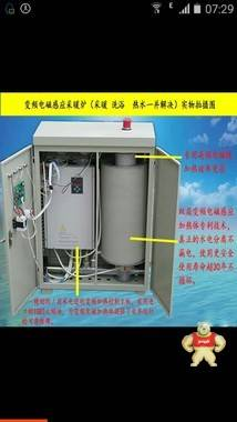 三相10kw电磁加热采暖炉控制器价格